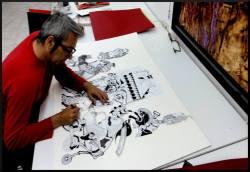 Fernando Barreira. Artista plástico